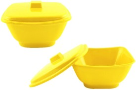 White Gold Yl Pack of 2 Casserole Set