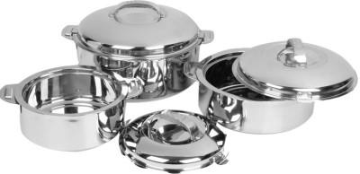 Vaartha Vaartha Pack of 3 Casserole Set