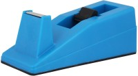 Omega Blue Single Sided Small Small Handheld Tape Dispenser Deluxe Smallomega Type Dispenser Deluxe Small (Manual) (Set Of 1, Blue)