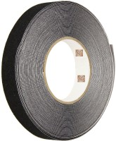 BAPNA ANTI SKID TAPE 25 MM X 15 METER SMALL Hand Handeld Anti Slip (MANUAL) (Set Of 1, BLACK)