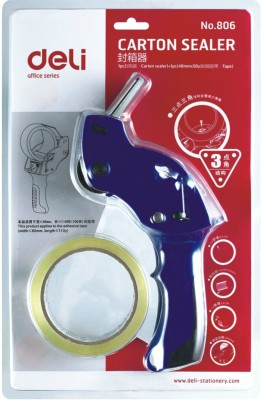 Buy Deli Large Tape Dispenser (Manual): Cello Tape Tape Disp