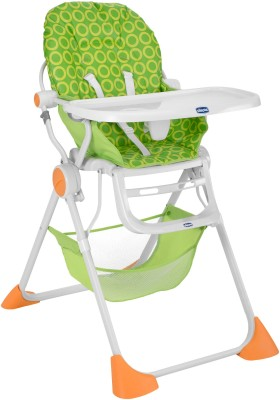 Chicco Pocket Lunch Highchair Jade (Green)