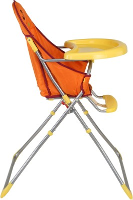 Luvlap Sunshine Baby High Chair (Yellow)