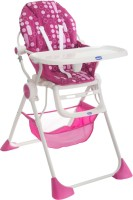 Chicco Pocket Lunch High Chair Miss Pink