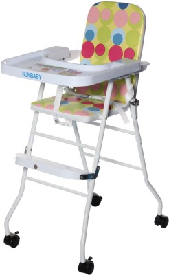 Sunbaby Baby High Chair Circle