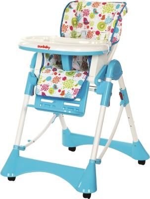 Sunbaby New Deluxe High Chair (Blue)