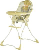 Toyhouse Baby High Chair (Beige)