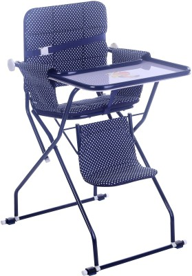 Mothertouch High Chair (Dark Blue)