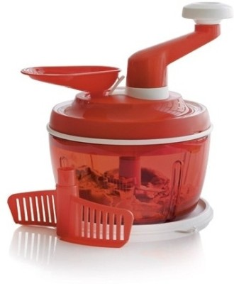 Tupperware Chopper Red