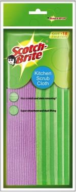 Scotch Brite Kitchen Scrub Cloth