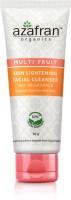 Azafran Organics Multi Fruit Skin Lightening Facial Cleanser (50 G)