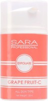 Sara Grape Fruit - C Exfoliator (50 Ml)