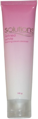Avon Cleansers Avon Solutions Refined White Foaming Cream Cleanser