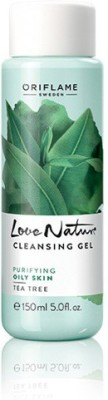 Love Nature Cleansers Love Nature Cleansing Gel Tea Tree