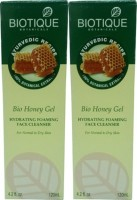 Biotique Honey Gel Hydrating Foaming Face Cleanser (120 Ml)