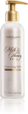 Oriflame Sweden Cleansers Oriflame Sweden Milk And Honey Gold Cleansing Milk