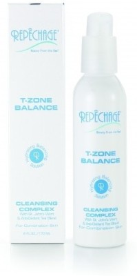 Repechage Cleansers Repechage T Zone Balance Cleansing Complex