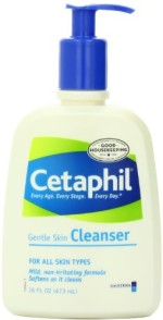 Cetaphil Cleansers Cetaphil Gentle Skin Cleanser For All Skin