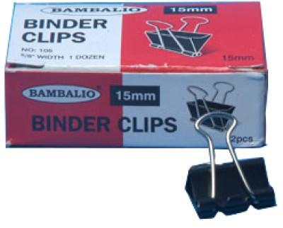 Buy Bambalio Binder Clip: Clip