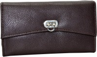 Utsukushii Women Casual Brown PU  Clutch - CLTE7S68NXFJYGXW