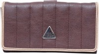 Monami Lifestyle 512 Women Casual Brown PU  Clutch