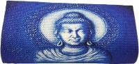 Estella Women Casual Blue Jute  Clutch