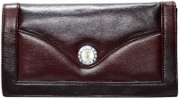 Utsukushii Women Casual Brown PU  Clutch - CLTE7S68HWXHNZ2Q