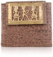 Vakaro Matted Wonder Clutch Multi-color