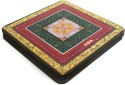 Mad(e) In India Miniture Paintings MDF Coaster Set - Pack Of 4