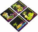 Mad(e) In India Kerala - A State Of India MDF Coaster Set - Pack Of 4