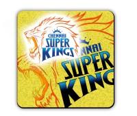 Get Fatang The Kings Roar Wood Coaster Multicolor, Pack Of 1