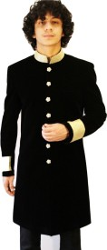 Latin Ferrante Men's Single Breasted Top Coat