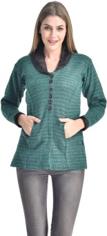 Kritika'S World Women's Double Breasted Top Coat - CATECCDUGWZP7KHY