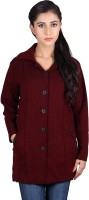 Montrex Women's Single Breasted Overcoat Coat - CATEFUJNDHDJTHYY