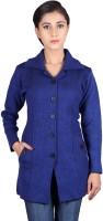 Montrex Women's Single Breasted Overcoat Coat - CATEFUJNBKAGJEHQ