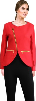 Lady Stark Desinger Red Coat Women's Double Breasted Top Coat