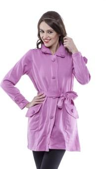 Pretty Angel Women's Single Breasted Casual Coat - CATE2A69QBAGGZBU