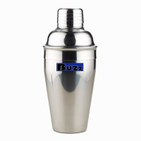 Buzz 750 Ml Stainless Steel Cocktail Shaker (Steel)