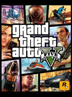 Grand Theft Auto V(Digital Code Only - for PC)