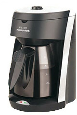 Morphy Richards Cafe Rico Espresso With Frother 6 Cups Coffee Maker