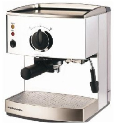 Morphy Richards Roma Pump Espresso CM 10 Cups Coffee Maker available at Flipkart for Rs.9995