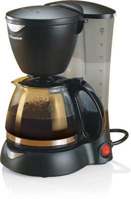 Premier MD 205 6 cups Coffee Maker (Black)