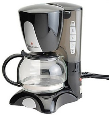 Russell Hobbs RCM60 6 cups Coffee Maker (Black)