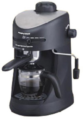 Morphy Richards Europa Espresso / Cappuccino CM 4 Cups Coffee Maker