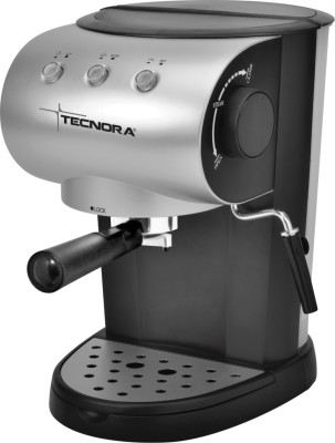 Tecnora TCM 106M 2 Cups Coffee Maker (Black)