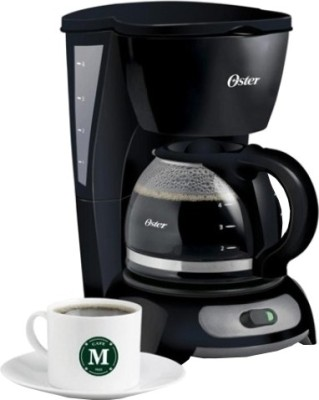 Oster 3301 4 Cups Coffee Maker Price in India - Buy Oster 3301 4 Cups Coffee Maker Online at ...