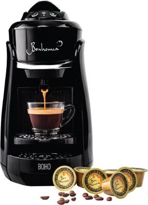 Bonhomia BB01B100 1 cups Coffee Maker (Black)