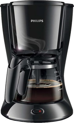 Philips HD7431/20 Coffee Maker (Black)