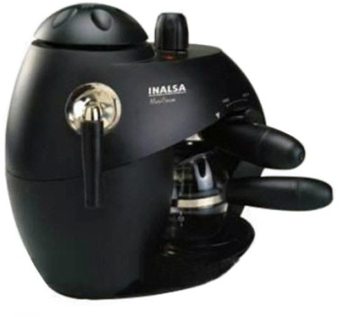 Buy Inalsa Maxi Cream 4 Cups Coffee Maker: Coffee Maker