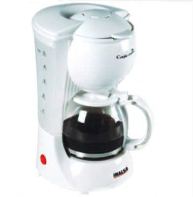 Filter Coffee Maker Flipkart : Inalsa Cafemax 5 Cups Coffee Maker Price in India - Buy Inalsa Cafemax 5 Cups Coffee Maker ...